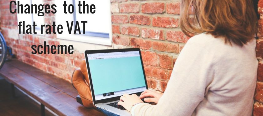 The VAT Flat Rate Scheme Changes Contractors need to be aware of