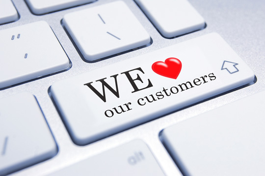 Building customer loyalty for small businesses